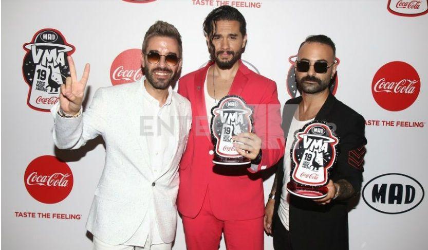 Mad Video Music Awards: Ήταν όλοι εκεί! (Photos)