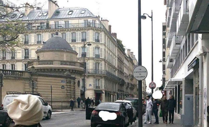 Ο Γιώργος Τσούκαλης εντόπισε κακοποιό στη Γαλλία