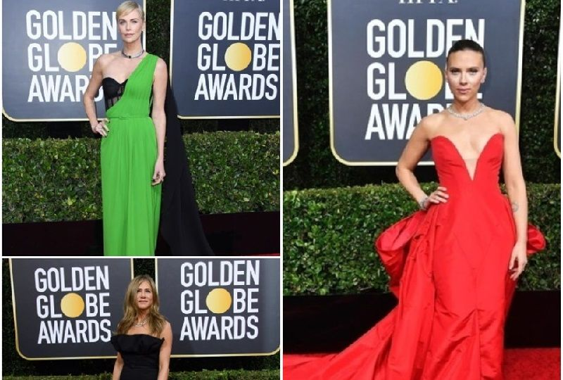 Golden Globes 2020: Οι λαμπερές εμφανίσεις των Stars στο κόκκινο χαλί