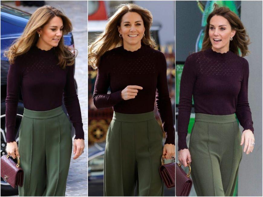 Σου αρέσει το στιλ της Kate Middleton; Copy the look με μόλις 132 ευρώ!