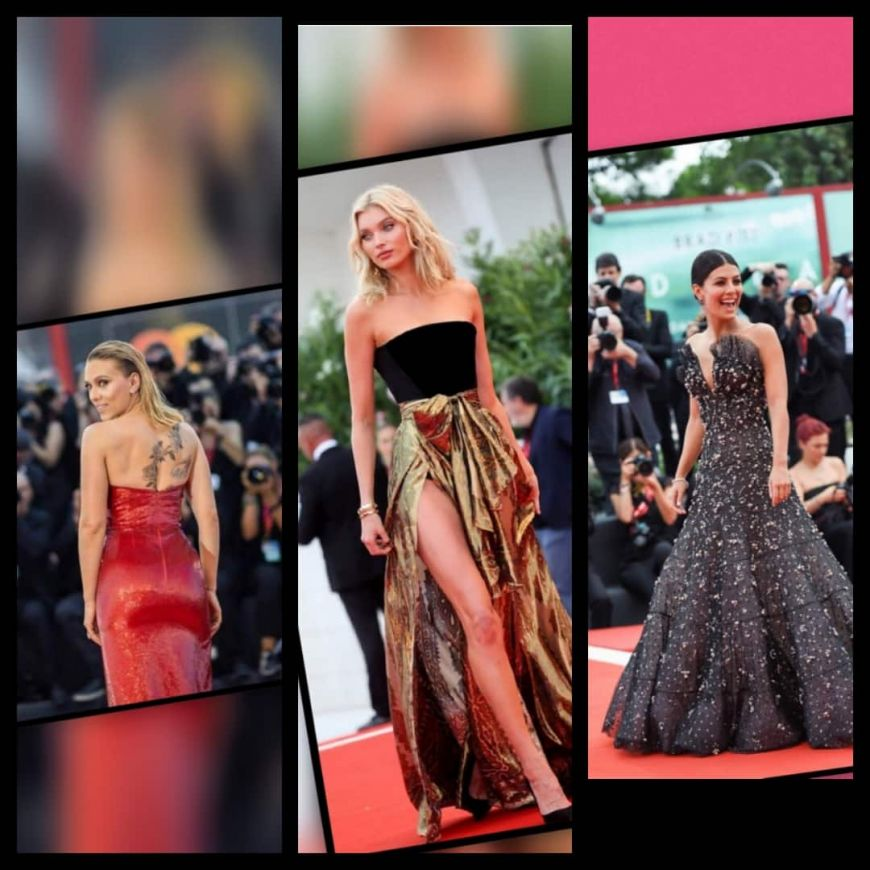 Venice Film Festival 2019 : τι φορέσαν οι Stars στο κόκκινο χαλί.