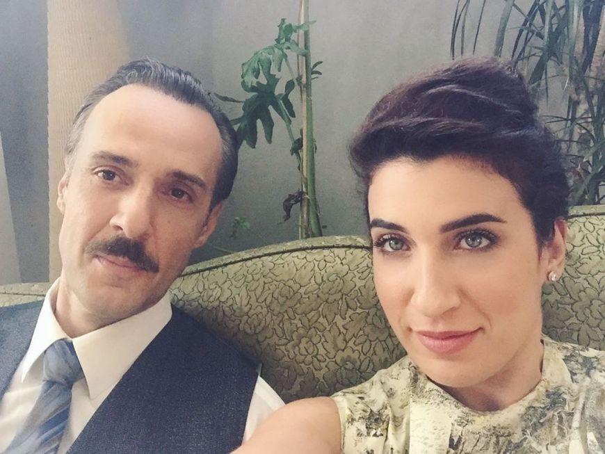 Δανάη Λουκάκη: Έπαθα σοκ όταν μου πρότειναν τον ρόλο της Παγώνας στις