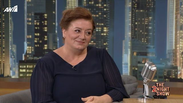 Μαρία Αντουλινάκη: Η αποκάλυψη για τους 2 έρωτες που υπάρχουν στο Διαφάνι όταν σβήνουν τα φώτα