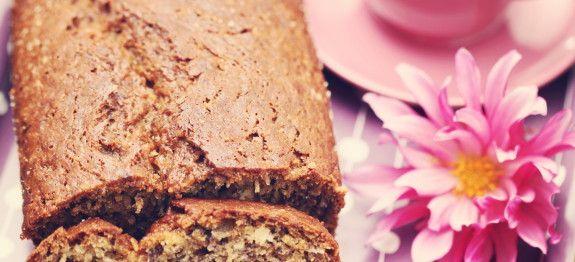 Το απόλυτο κέικ μπανάνα από την Ελένη Ψυχούλη