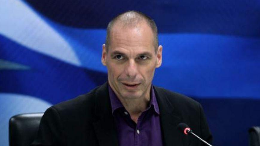 Βαρουφάκης: Ο Σόιμπλε δεν επέτρεψε να παρουσιάσω τις προτάσεις της Ελλάδας πριν το Eurogroup