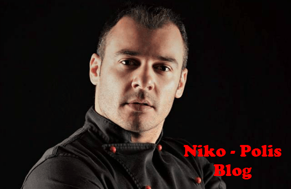 O σεφ Γιώργος Σίσκας στο Nikopolis Blog :