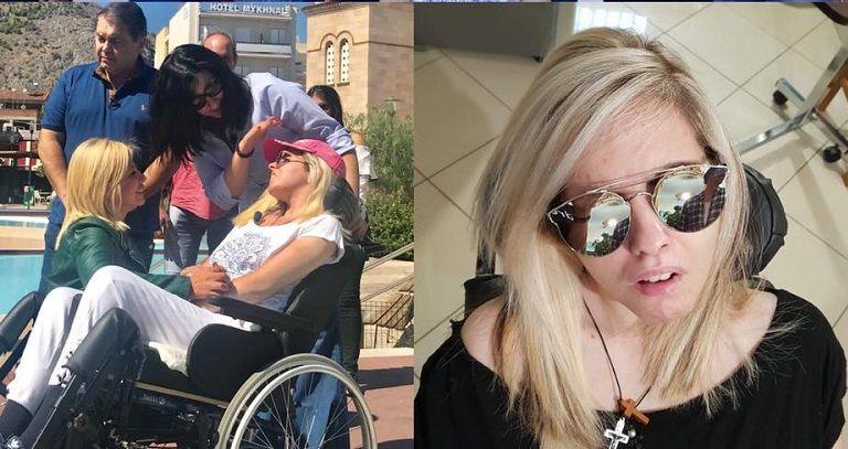 To συγκλονιστικό ταξίδι της Άσπας στο Άργος, εκεί όπου πυροβολήθηκε 5 χρόνια πριν από τον πατέρα της(Video)