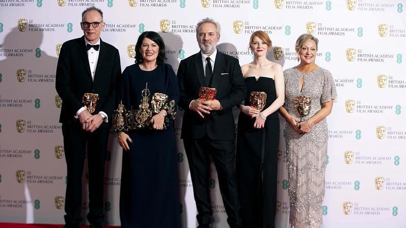 Βραβεία BAFTA: Θρίαμβος για «1917» και Σαμ Μέντες