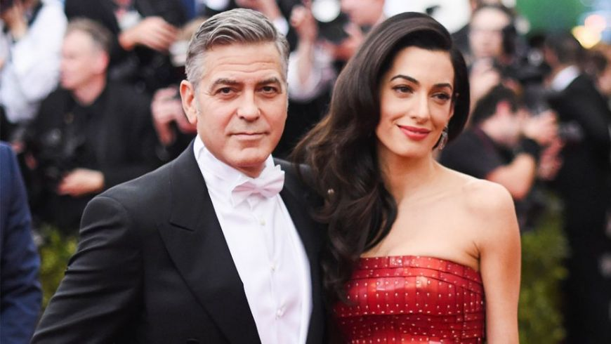 Τζορτζ Κλούνεϊ-Αμάλ Αλαμουντίν: Φουντώνουν οι φήμες για διαζύγιο