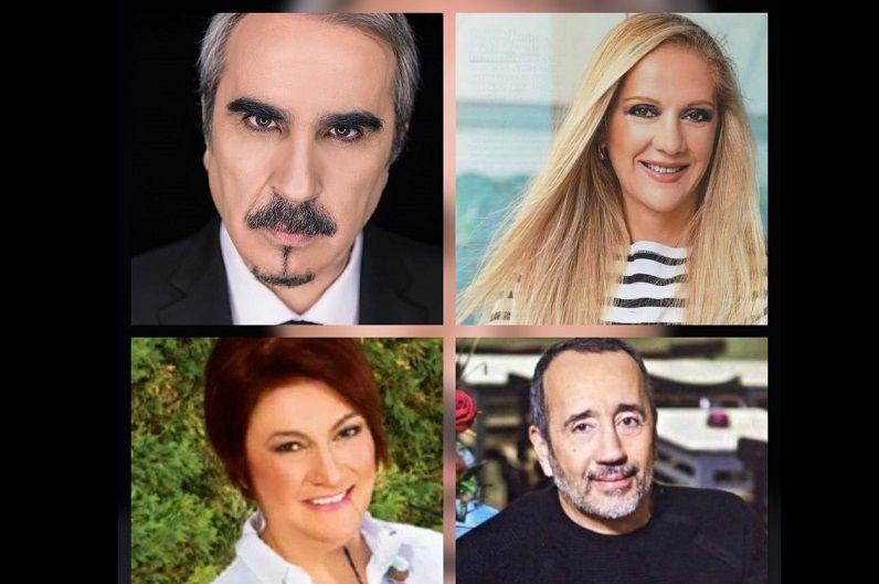 Β. Περρής- Ε. Πανοπούλου-Α. Πυριόχος- Α. Τσόλκα: Μοιράζονται άγνωστες ιστορίες από την χρυσή εποχή της τηλεόρασης