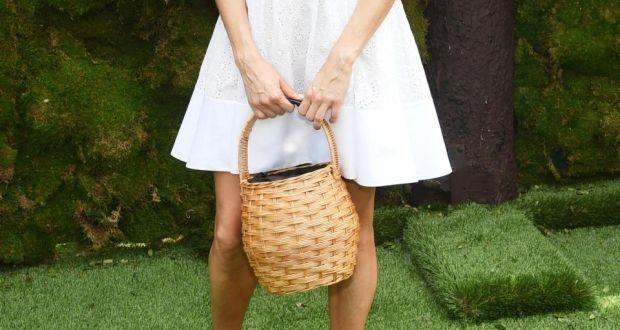 Ψάθινη τσάντα : Πώς να φορέσεις μια από τις μεγαλύτερες τάσεις του καλοκαιριού από το πρωί μέχρι το βράδυ!