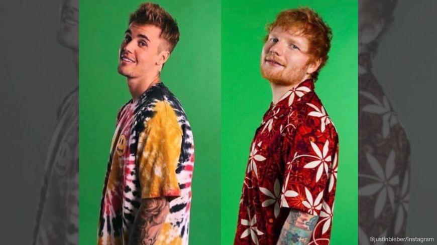 Justin Bieber- Ed Sheeran: Το νούμερο 1 hit του καλοκαιριού είναι εδώ!