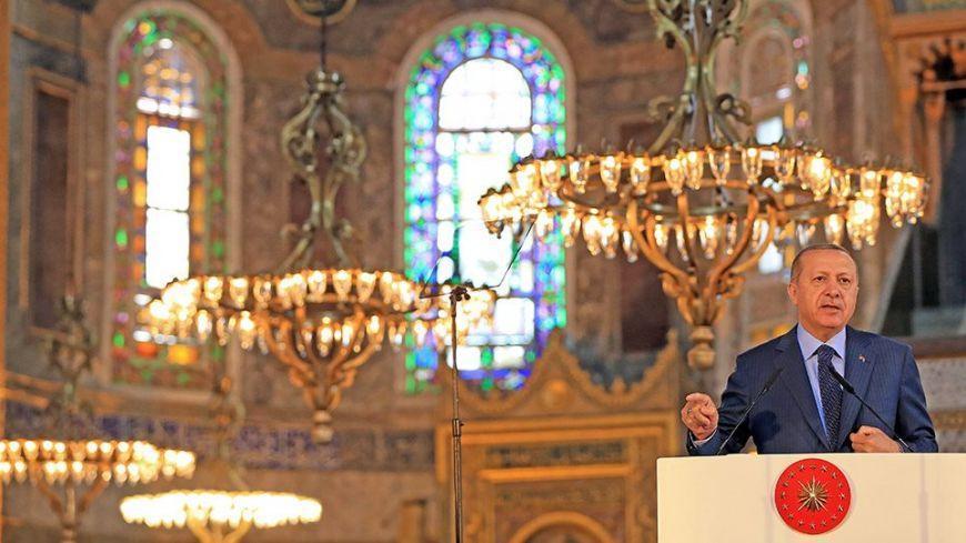 Αγιά Σοφιά: Η Δύση καταδικάζει την μετατροπή της σε τζαμί - Θλιβερή και διχαστική απόφαση