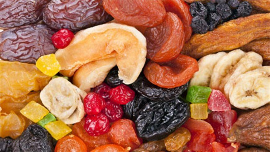 Τα αποξηραμένα φρούτα και τα οφέλη τους