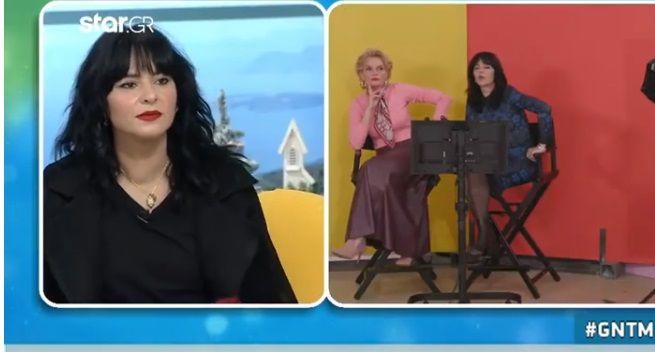 Η Έλενα Χριστοπούλου & η Ζενεβιέβ Μαζαρί σχολιάζουν την 5αδα του GNTM! (Video)