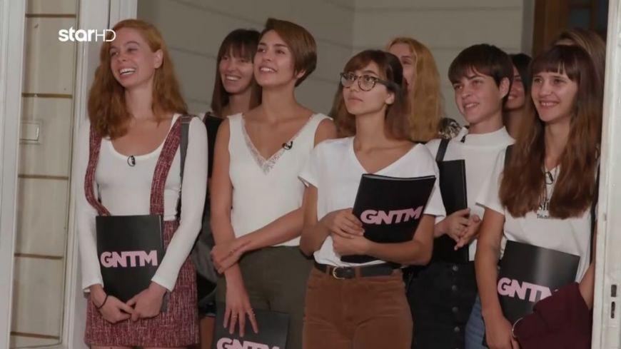 GNTM: Δείτε όσα έγιναν στο πρώτο casting των κοριτσιών!