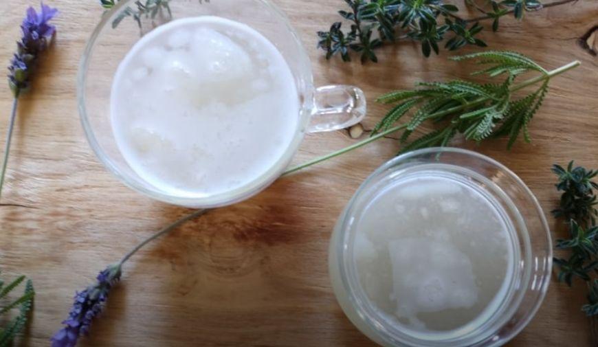 Φτιάξε αντισηπτικό gel με βότανα και τσικουδιά! Η Εύα Παρακεντάκη σου δείχνει τον τρόπο