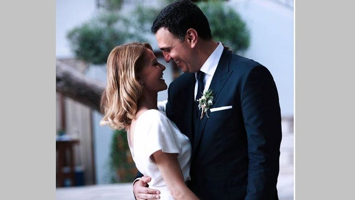 O νιόπαντρος Βασίλης Κίκιλιας μοιράζεται την ευτυχία του: Η γυναίκα μου!