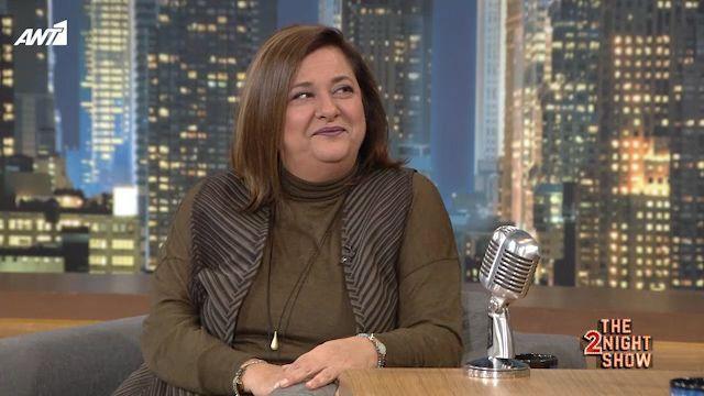 Ελισάβετ Κωνσταντινίδου: Η απάντηση της στην ερώτηση του Γρηγόρη Αρναούτογλου αν θα έβγαινε με ένα φίλο του