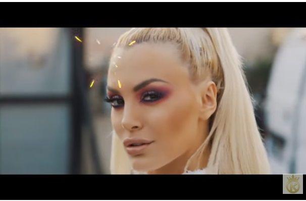 Η sexy Αλεξάνδρα συνεργάζεται με τους Kings και το αποτέλεσμα είναι εντυπωσιακό!