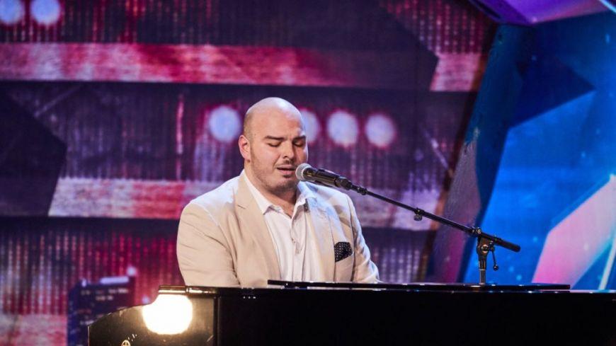Ένας τυφλός ομογενής ξετρέλανε κριτές και κοινό σε talent show της Αυστραλίας