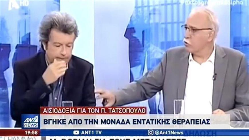 Βγήκε από την Εντατική ο Πέτρος Τατσόπουλος
