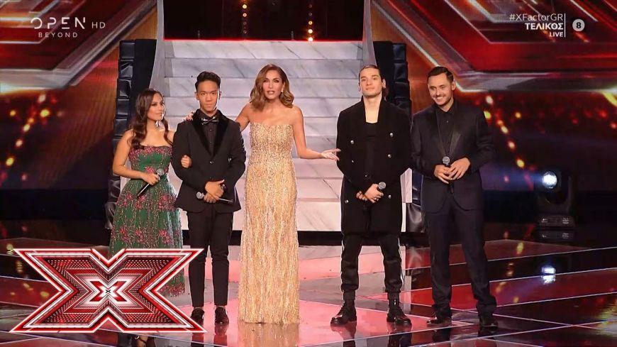 Δείτε τι νούμερα έκανε ο τελικός του X Factor
