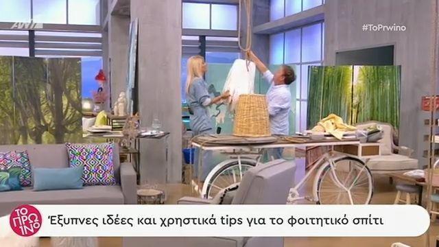 Χαμός στην εκπομπή στην εκπομπή της Σκορδά: Nίκος Κωνσταντής-Τι κάνεις εκεί κούκλα μου;