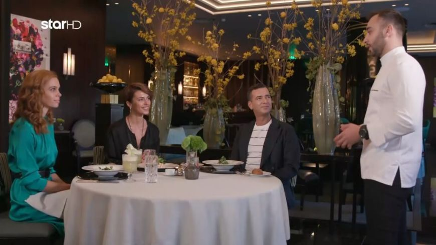 GNTM 2: Δείπνο με τον Άγγελο Μπράτη για Κάτια και Ασημίνα! Όσα είπαν