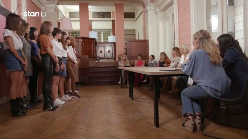 GNTΜ: Οι επιλογές που έκαναν οι σχεδιάστριες και οι αντιδράσεις των κοριτσιών