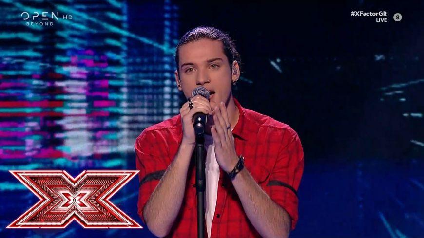 X Factor: Γιώργος Θεοφάνους: Το μήνυμα που του έστειλε η κόρη του για τον Δημήτρη Παπατσάκωνα
