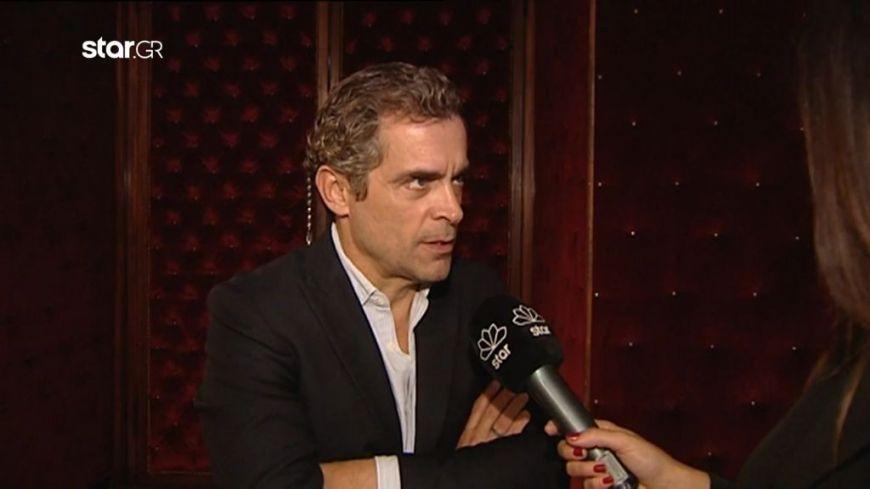 Σύσσωμη η showbiz στην πρεμιέρα του Κωνσταντίνου Μαρκουλάκη