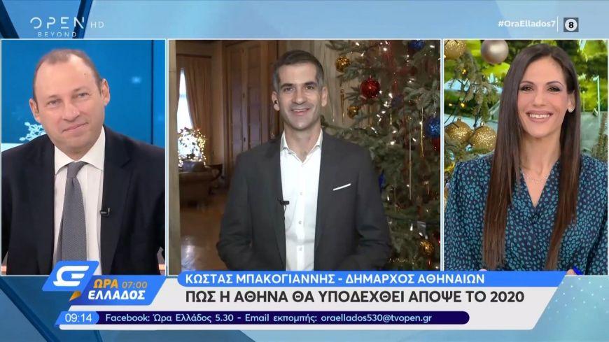 Πώς θα υποδεχθεί η Αθήνα το 2020