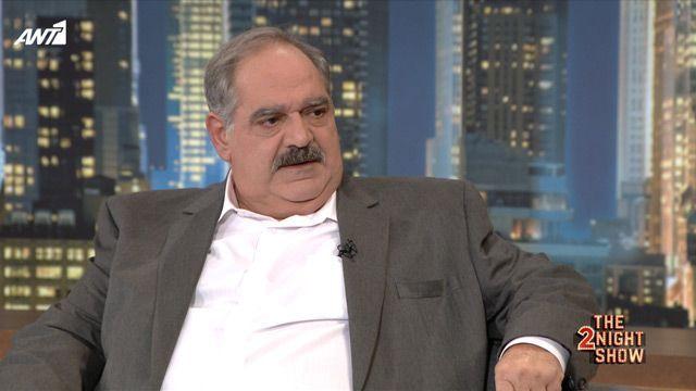 Γιώργος Σουξές: Θα έχουμε έρωτες στο Διαφάνι που δεν τους περιμένεις. Σύντομα θα έχουμε και δυο συλλήψεις