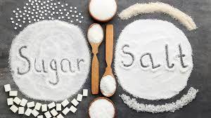 Αλάτι ή ζάχαρη; Ποιος είναι ο μεγαλύτερος εχθρός για την υγεία μας;