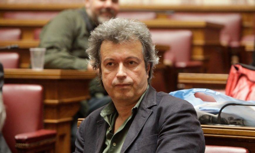 Εξιτήριο πήρε ο Πέτρος Τατσόπουλος