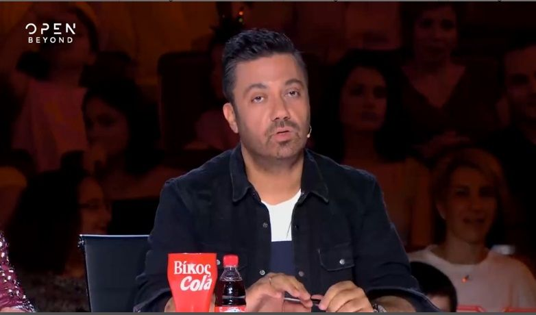 X Factor-Γιώργος Θεοφάνους:Μου αρέσει ότι δεν μου έστειλες ένα μήνυμα να μου πεις ότι θα έρθεις