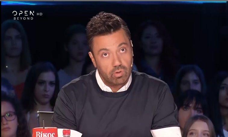 Χ Factor: Γιώργος Θεοφάνους; Aυτή δεν ήταν εμφάνιση chair challenge... ήταν εμφάνιση τελικού!