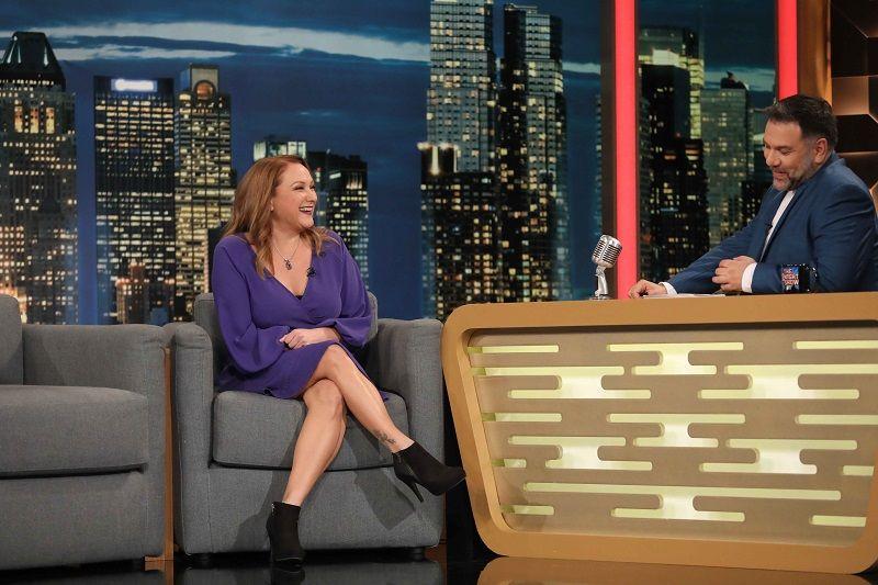Ρένια Λουιζίδου: Αποκαλύπτει την εξέλιξη που θα έχει ο ρόλος της στα επόμενα επεισόδια