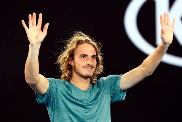 Aκόμα μια νίκη για τον θεό του τέννις Στέφανο Τσιτσιπά. Νίκησε τον Μπαουτίστα και πάει στους 4 του Australian Open