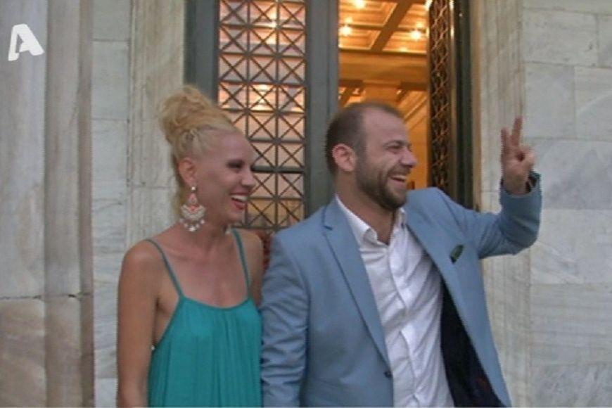 Διαζύγιο για τον Ορέστη Τζιόβα και την σύζυγο του: Ο γάμος μας έφτασε στο τέλος του!