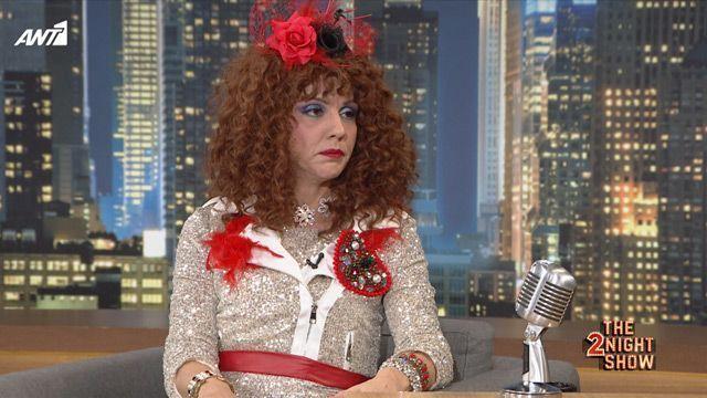 H Βάνια στην πρώτη της τηλεοπτική συνέντευξη: Ο Νίκος Μουτσινάς με το που με είδε, έπαθε πλάκα και με πήρε...
