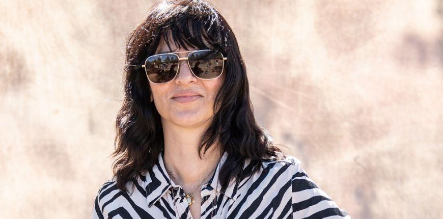 Ζενεβιέβ Μαζαρί: Τα σχόλια που της κάνει η κόρη της για το ντύσιμο της στο GNTM και τι την κάνει να τσαντίζεται