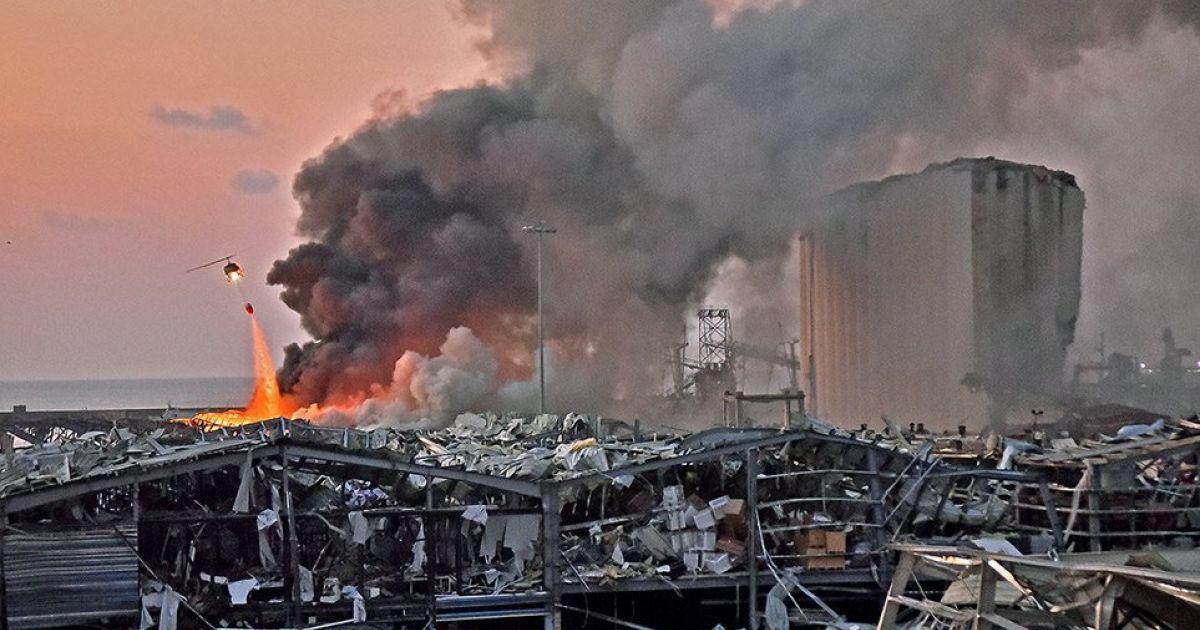 Έκρηξη στη Βηρυτό: Έξι χρόνια στις αποθήκες οι 2.750 τόνοι νιτρικού αμμωνίου - 78 νεκροί, χιλιάδες τραυματίες | ZinaPost