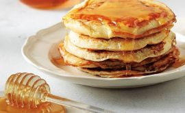 Pancakes από την Αργυρώ Μπαρμπαρίγου
