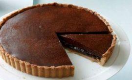 H καλύτερη συνταγή για τάρτα σοκολάτας