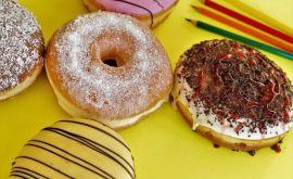Ντόνατς σπιτικά από την Εύα Παρακεντάκη!