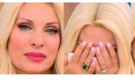 Ξέσπασε σε κλάματα η Ελένη Μενεγάκη στην έναρξη της τελευταίας της εκπομπής: Συγνώμη, λυπάμαι δεν μπορώ να μιλήσω...