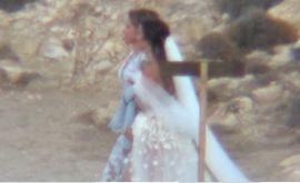 Εριέττα Κούρκουλου: Υπέρλαμπρος γάμος στη Μύκονο - Συνοδός η Μαριάννα Λάτση