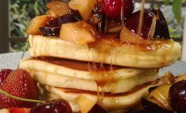 Τα πιο fluffy pancakes από την Εύα Παρακεντάκη!